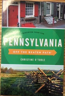 Pennsylvania Off the Beaten Path Werner Books