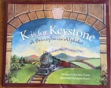 K is for Keystone Werner Books
