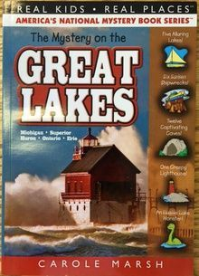 mystery on the great lakes Werner Books